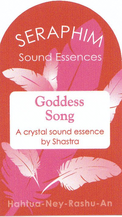 Goddess Song label