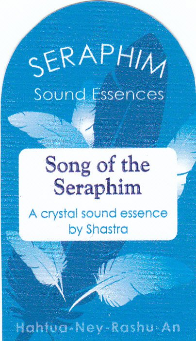 Song of the Seraphim label