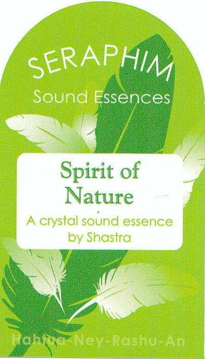 Spirit of Nature label