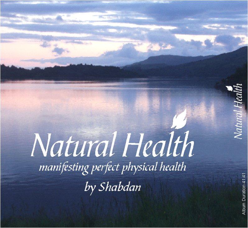 Natural Health CD