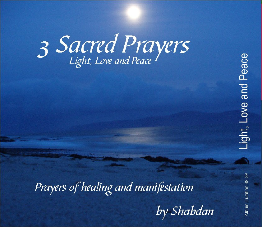3 Sacred Prayers